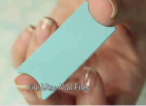 File Wise Nail File